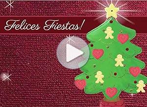 Imagen de Navidad para compartir gratis. Que nada falte en estas Fiestas