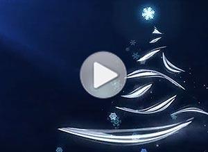 Imagen de Navidad para compartir gratis. Bendiciones en estas Fiestas!