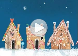 Imagen de Navidad para compartir gratis. Que tu hogar esté lleno de paz