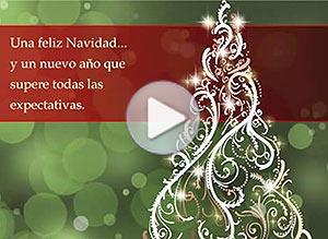 Imagen de Navidad para compartir gratis. Buenos deseos