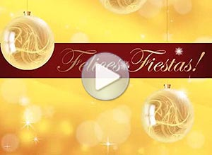 Imagen de Navidad para compartir gratis. Mágica Navidad
