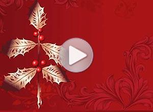Imagen de Navidad para compartir gratis. Felicidad y éxito