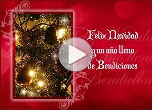 Imagen de Navidad para compartir gratis. Que el Señor ilumine tu hogar