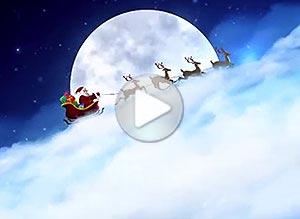 Imagen de Navidad para compartir gratis. Magia