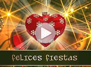Imagen de Navidad para compartir gratis. Unidos en el corazón