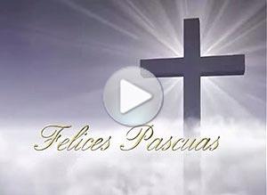 Imagen de Pascuas para compartir gratis. Jesús ha resucitado