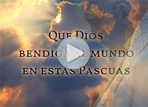 Imagen de Pascuas para compartir gratis. Oración del Papa Francisco