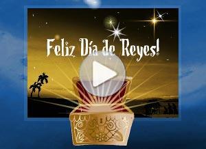 Imagen de Reyes Magos para compartir gratis. Que tus sueños se realicen