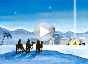 Imagen de Reyes Magos para compartir gratis. Feliz Día de Reyes Magos
