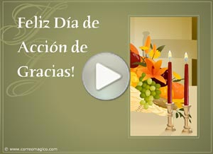 Imagen de Thanksgiving para compartir gratis. Feliz Día de Acción de Gracias