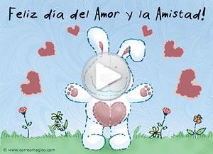 Imagen de San Valentín para compartir gratis. Con inmenso cariño para ti