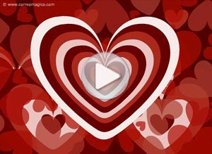 Imagen de Amor para compartir gratis. Te quiero con todo mi corazón