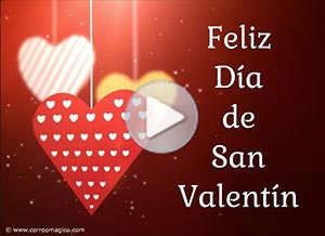 Imagen de San Valentín para compartir gratis. Lo eres todo para mí