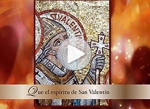 Imagen de San Valentín para compartir gratis. El espíritu de San Valentín
