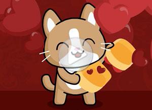 Imagen de San Valentín para compartir gratis. Este es mi regalo para ti