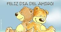 Imagen de Dia del amigo para compartir - Feliz Dia del amigo