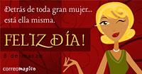 Imagen de Dia de la Mujer para compartir - Feliz Dia de la Mujer