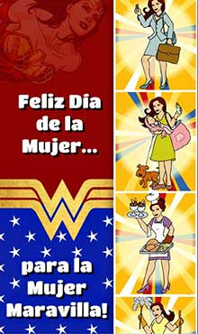 Para la Mujer Maravilla