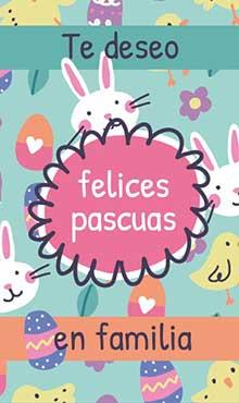 Tarjetas Con Mensajes De Pascuas Para Compartir Ideas Para
