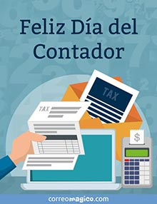 Feliz Día del Contador
