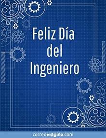 Feliz Día del Ingeniero