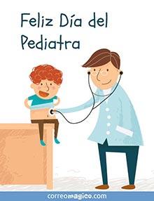 Feliz Día del Pediatra