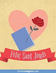 Feliç Sant Jordi