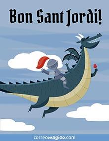 Bon Sant Jordi!