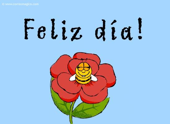 : Feliz día!