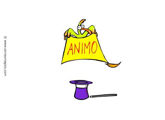 tarjetas-de-animo: Animo