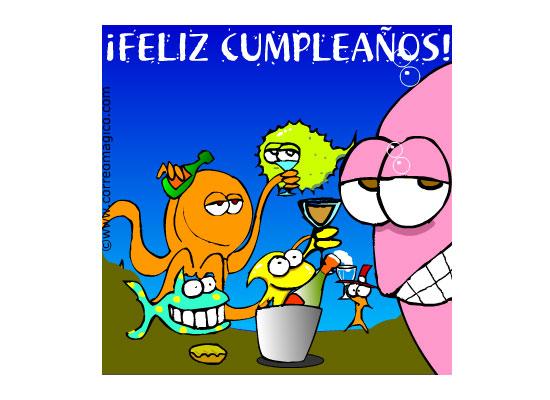 : Cumpleaños acuático