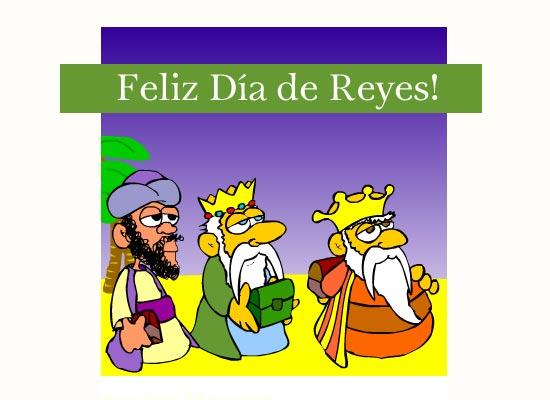 : Vienen los Reyes!