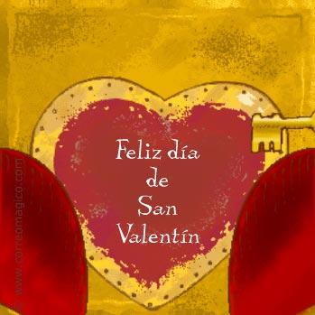 tarjetas-de-san-valentin: Tienes la llave a mi corazón
