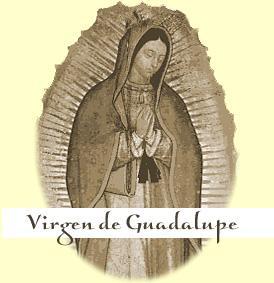 tarjetas-de-tu-santo: Feliz Día de la Virgen de Guadalupe