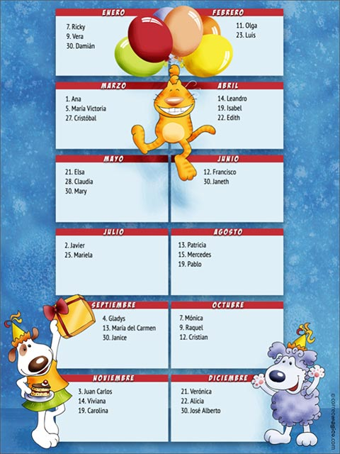 Preview de calendcumple_mascotas