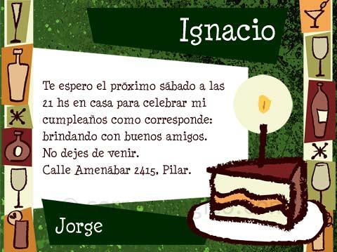 Tarjetas De Invitación Para Hombres De Cumpleaños Imagui