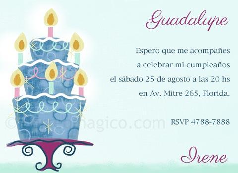Imagenes Para Cumpleaños Con Texto Imagui