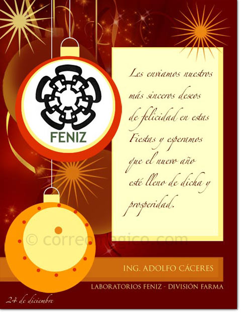 Logonavidad adornos tarjetas para imprimir gratis en tu - Frases navidenas para empresas ...