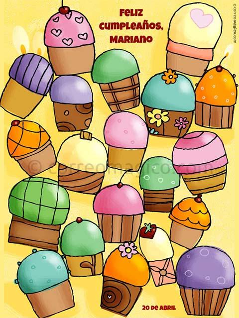 Preview de postercumple_cupcakes