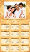 Calendarios 2015 personalizados con tu foto para imprimir - Calendarios navidenos personalizados ...