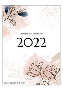 Calendarios 2020 para imprimir.