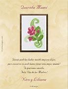 Tarjetas de Dia de las Madres para imprimir. Para la futura mamá