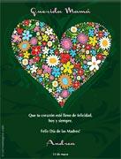 Tarjetas de Dia de las Madres para imprimir. Feliz día