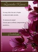 Tarjetas de Dia de las Madres para imprimir. Mereces lo mejor