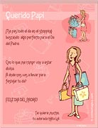 Tarjetas para imprimir de Dia del Padre. De tu hija adorada