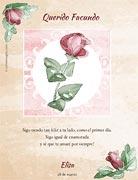 Tarjeta de Cumpleaños para imprimir. Rosas