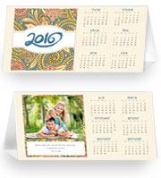 Calendarios de navidad para imprimir. Almanaque 2016 de escritorio