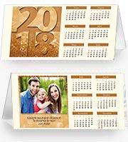Calendarios de navidad para imprimir. Calendario de escritorio 2018