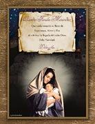 Tarjetas de navidad para imprimir. La llegada del Niño Dios