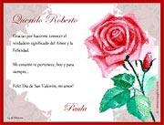 Tarjetas de navidad para imprimir. Mi corazón te pertenece